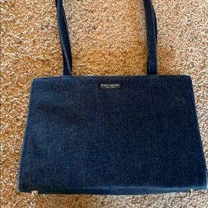 Vintage Kate Spade Jean purse.